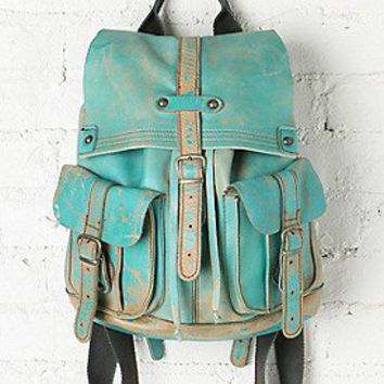 Bed|St  + Free People Womens Jericho Backpack -