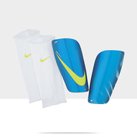 Check it out. I found this Nike Mercurial Lite Soccer Shin Guard at Nike online.
