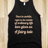 &quot;FAIRY TALE&quot; TANK