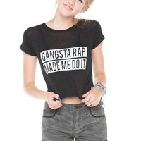Brandy ♥ Melville |  Carolina Gangsta Rap Made  - Clothing