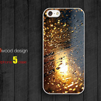 Rain drop design Personalized Covers white rubber iphone cases Hard case iphone 4 case iphone 5 cover cool iphone cases