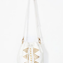 Golden Triangle Bucket Bag