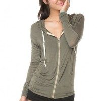 Brandy ♥ Melville |  Julia Hoodie - Clothing