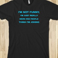 funny guy - Clever Clothes - Skreened T-shirts, Organic Shirts, Hoodies, Kids Tees, Baby One-Pieces and Tote Bags