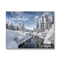 Alaska Calendar from Zazzle.com