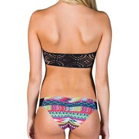 Billabong Desi Tropic Boy Bottom - Black - XB012DES				 | 