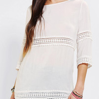Staring At Stars Crochet- Waist Tunic