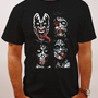 Zombie ALL sizes Available!! , Kiss, walking dead, marvel zombies, punk rock, 