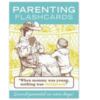 Parenting Flash Cards - Whimsical &amp; Unique Gift Ideas for the Coolest Gift Givers
