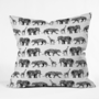 DENY Designs Home Accessories | Sharon Turner Graphic Zoo Outdoor Throw Pillow