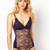 Stella McCartney Lara Stripping Shaping Bodysuit