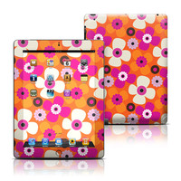 Apple iPad 3 Skin - Rosy Posy by Robin Zingone