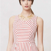 Anthropologie - Slantwise Peplum Tank
