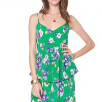 Jules Peplum Dress - ShopSosie.com