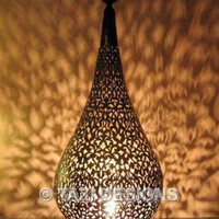 Table lamp - Pear  : Tazi Designs