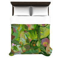 "Marianna Tankelevich ""Jungle"" Duvet Cover 