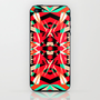 Mix #341 iPhone & iPod Skin by Ornaart