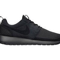 Amazon.com: Nike Mens Roshe Run Woven Black 555602-001: Shoes