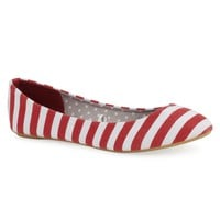 Charles Albert® Striped Flat - Aeropostale