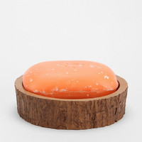 Tree Trunk Soap Dish
