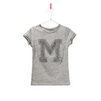 COLLEGE T-SHIRT - T-shirts - Girl - Kids - ZARA United States