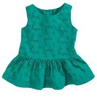 Buy Broderie Peplum Blouse (3mths-6yrs) online today at Next Direct United States of America