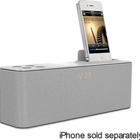 Philips - Docking Speaker for Apple® iPod® and iPhone® - AD348/37 - Best Buy