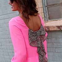 Neon + Leopard = Perfection | The Rage