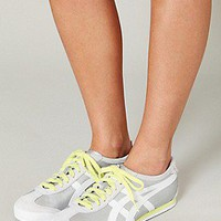 Asics   Metallic Audrey Runner at Free People Clothing Boutique