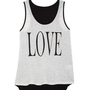 Speckled Love Tank