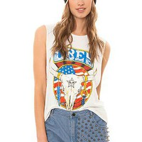 MKL Collective Short Rebelle Chic in Blue
