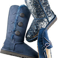UGG® Australia 'Bailey Button Triplet' Boot (Women) | Nordstrom