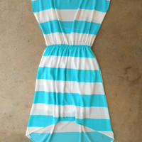 Seafoam Nautical Number Dress [3844] - $44.00 : Vintage Inspired Clothing & Affordable Summer Frocks, deloom | Modern. Vintage. Crafted.