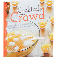 Cocktails for a Crowd | Mod Retro Vintage Books | ModCloth.com