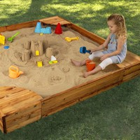 Kidkraft Backyard Sandbox | The Gadget Flow