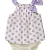 Polkadot bow body double | Gap