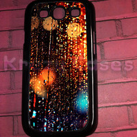 Samsung Galaxy S3 Case, Rain Drop Samsung Galaxy S3 Cover, Samsung Galaxy S3 Cases, Galaxy s3 case