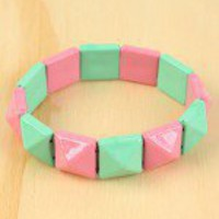 Candy Coated Bracelet