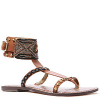 Sam Edelman The Gabrianna Sandal in Saddle Leather : Karmaloop.com - Global Concrete Culture