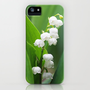 lily of the valley iPhone & iPod Case by Tanja Riedel