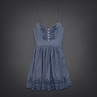 Bay Street Chambray Dress