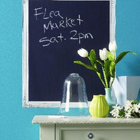 Framed Chalkboard Wall Sticker | Kitchen | Shop by Accents | Homeware | Oliver Bonas