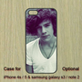 Harry Styles -- iPhone 4 case , iPhone 4S case , iPhone 5 case , Samsung Galaxy S3 case , Samsung Galaxy S4 case , Samsung Galaxy Note2 case
