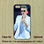 Justin Bieber --iPhone 4 case , iPhone 4S case , iPhone 5 case , Samsung Galaxy S3 case , Samsung Galaxy S4 case , Samsung Galaxy Note2 case