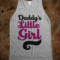 Daddy's Little Girl - Echo Shirts - Skreened T-shirts, Organic Shirts, Hoodies, Kids Tees, Baby One-Pieces and Tote Bags