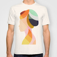 On & On T-shirt by John Murphy