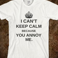 you annoy me - lego my mego - Skreened T-shirts, Organic Shirts, Hoodies, Kids Tees, Baby One-Pieces and Tote Bags