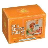 Be A Better Parent Tea - Certified Organic Tea - Whimsical & Unique Gift Ideas for the Coolest Gift Givers