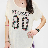 Stussy Flecked Floral Tee