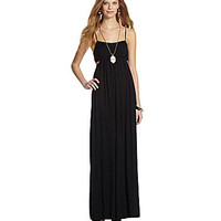 Rachel Pally Faustina Open-Back Maxi Dress | Dillards.com
